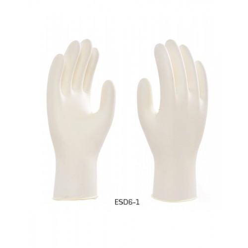 2RABOND ESD Anti Static Gloves ESD6 Natur Tech