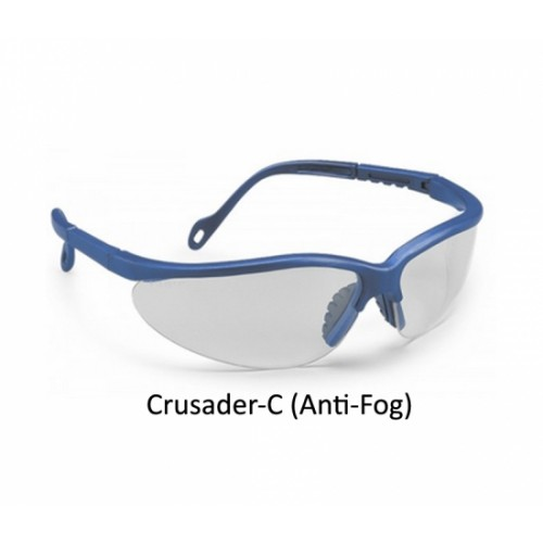 DURAMITTPPE Eye Protection Spectacles Crusader-C (Anti-Fog)
