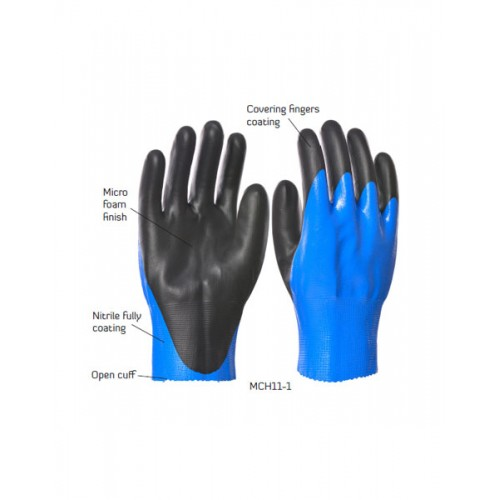 2RABOND Mechanical Impact & Anti Vibration Gloves MCH11 Blogsafe 2