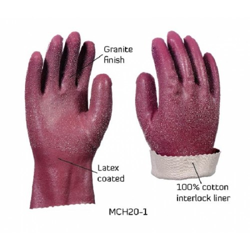 2RABOND Mechanical Impact & Anti Vibration Gloves MCH20 Job Master 4
