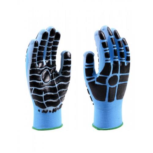 2RABOND Mechanical Impact & Anti Vibration Gloves MCH3 Marigold