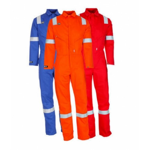 DURAMITTPPE Protective Clothing Nomex IIIA (DuPont) Flame Resistant Coverall