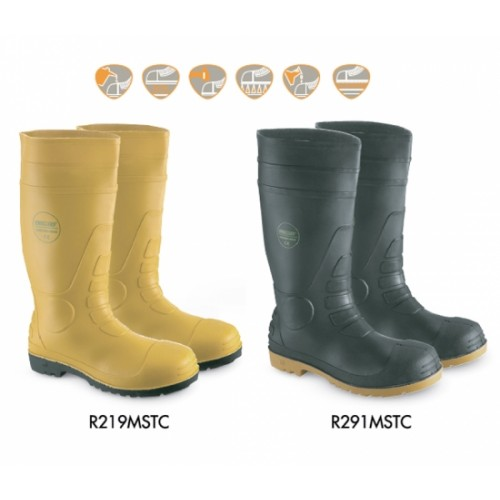 Safety Wellington Boots - R219STC / 291STC