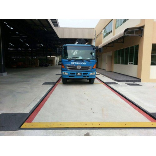 S.E.T.® TRUCKMATE Pit Weighbridge PWB