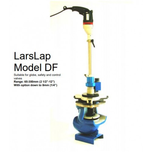 LarsLap Grinding Machine Model DF