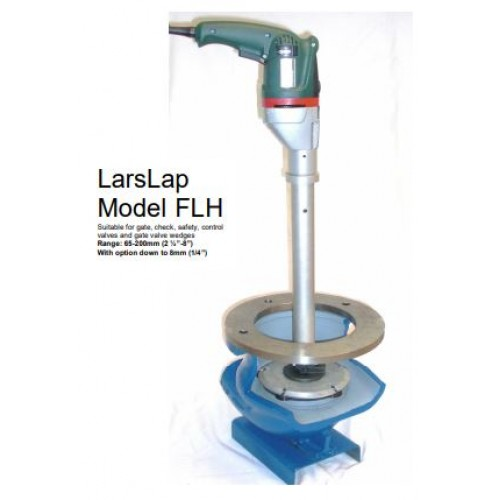LarsLap Grinding Machine Model FLH