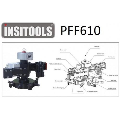 INSITOOLS Facing Machine Portable Flange Facer PFF610