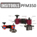INSITOOLS Facing Machine Portable Flange Facer PFM350