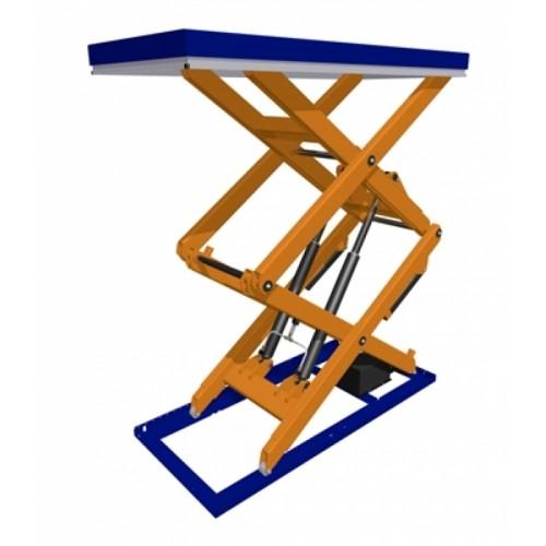 Edmolift LIft-Table Vertical Double and Triple Scissor TAD2000