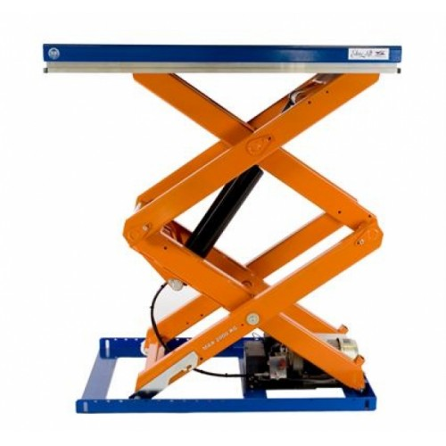 Edmolift LIft-Table Vertical Double and Triple Scissor TLD2000