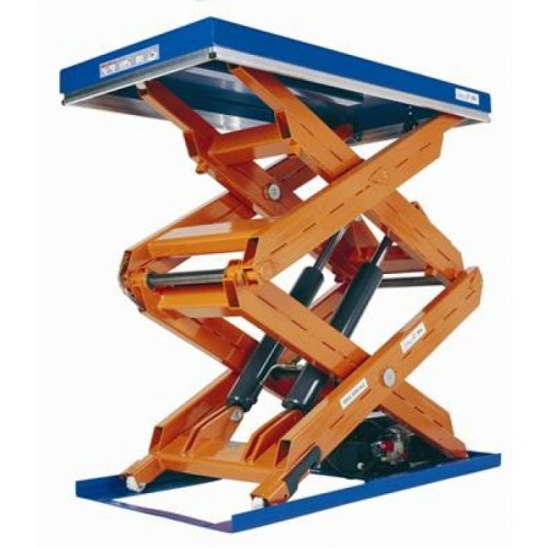 Edmolift LIft-Table Vertical Double and Triple Scissor TMD3000
