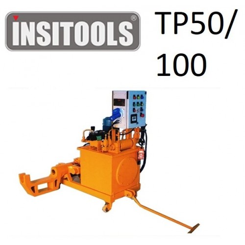 INSITOOLS Drilling Machine Track Press TP50/100