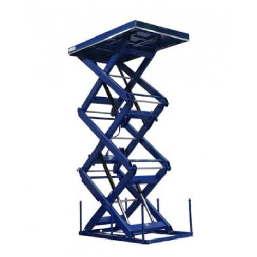 Edmolift LIft-Table Vertical Double and Triple Scissor TPT4000