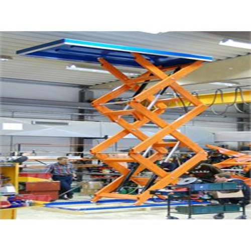Edmolift LIft-Table Vertical Double and Triple Scissor TST2000
