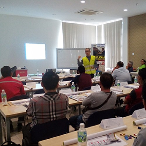 The ISO Group Behavior-Based Hoisting Machine (HM) Safety Operations Training (Overhead Crane Type)