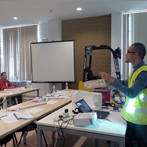 The ISO Group Forklift Maintenance and Battery Care Training
