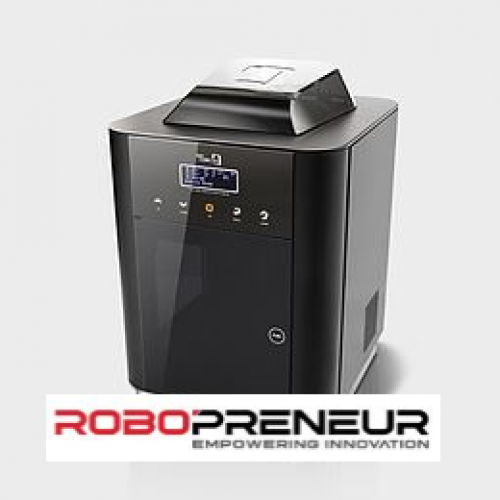 Cubicon Style In House Design With Replaceable Module Type Extruder Desktop 3D Printer 3DP-210F by Robopreneur Malaysia