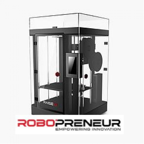 RAISE3D PRO2 PLUS For Short-run Manufacturing Industrial Grade 3D Printer by Robopreneur