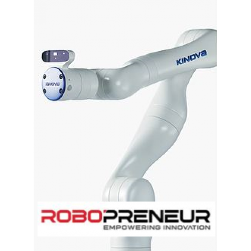 KINOVA JACO Gen3 Ultra Lightweight Robotic Arm with Camera by Robopreneur