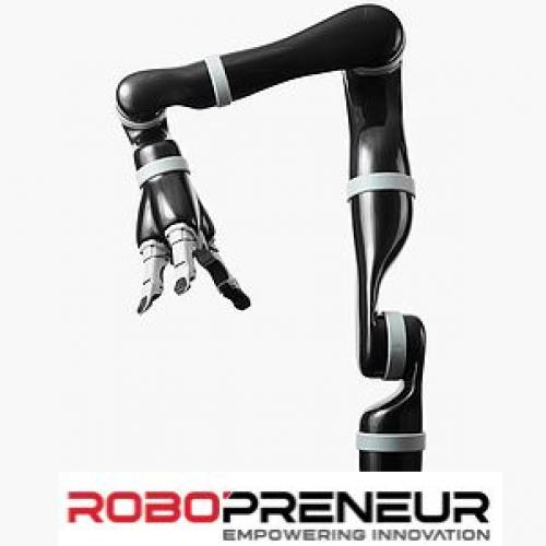 KINOVA JACO2 Flexible Robotic Arm Service Robot by Robopreneur