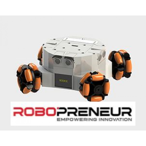 ROOKIE Robokit Education Robot by Robopreneur