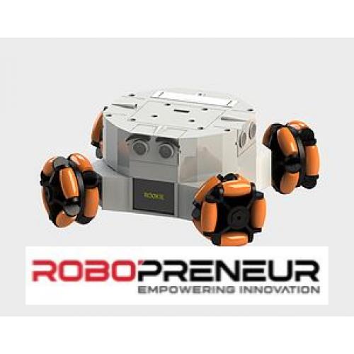 ROOKIE Robokit for Education by Robopreneur