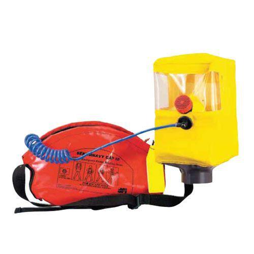 Airgas Technologies Breathing Apparatus Sekur navy Cap SNC - EEBD