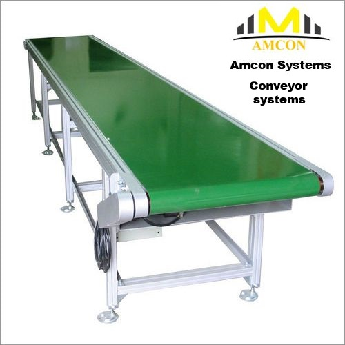 Belt Conveyor , standard or custom made assembly line conveyor by Amcon systems sdn bhd