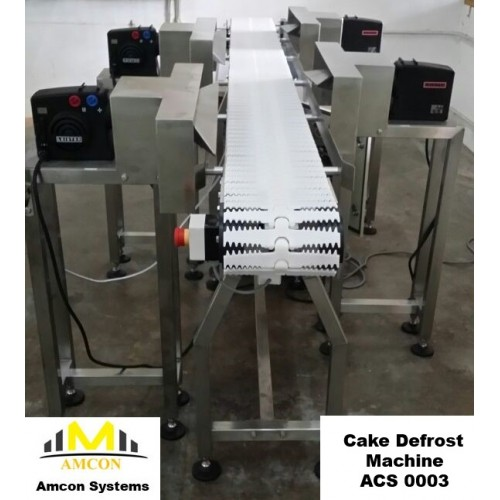 Cake Defrost Machine Cake depanner machine ACS 0003 , Amcon systems sdn bhd