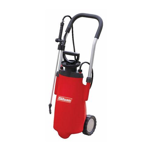 SILVAN 12L Heavy Duty Trolley Pressure Sprayer TR12 2