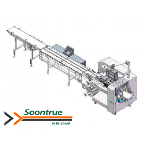 Soontrue Pizza Bread Packaging Machine series ZB601S