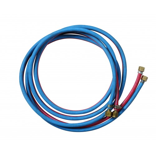 Gas cutting hose