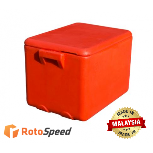Ice Cooler Containers series RS 35L by Roto Speed Moulding