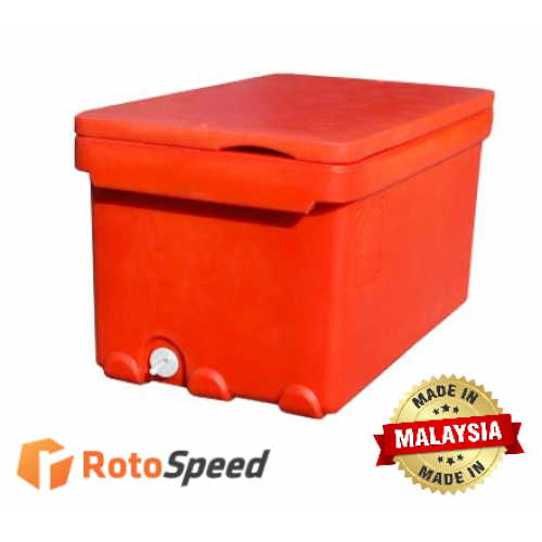 Ice Containers series RS 50L by Roto Speed Moulding