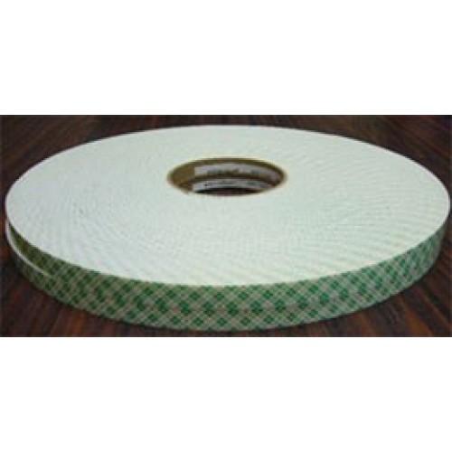 3M Double Coated Urethane Foam Tape 4026 - 12MM x 32M