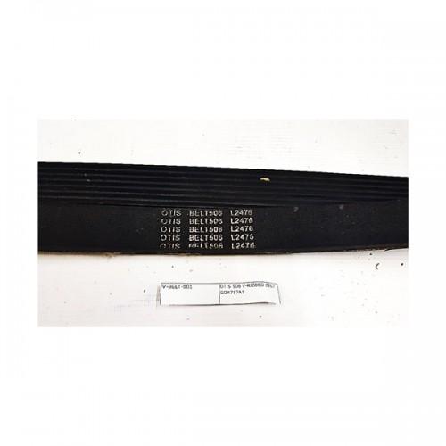 OTIS 506 V-Ribbed Belt