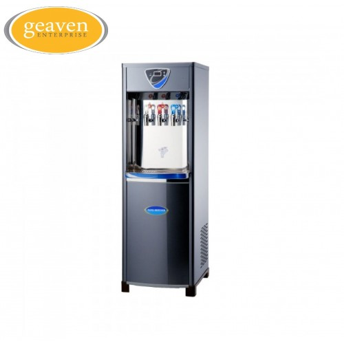 Reverse Osmosis RO System Hot, Cold & Warm Stainless Steel Standing Water Dispenser AG 175 Delcol DL 2307