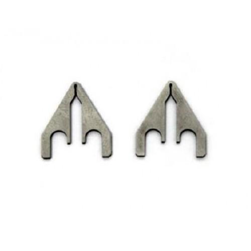 IVenture Engineering CNC Parts DC Welding Resistance Tips