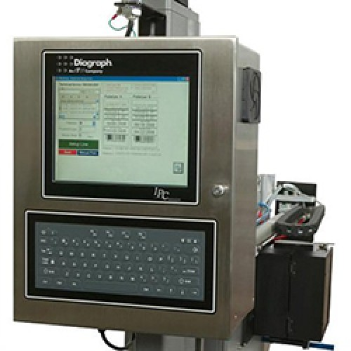 PA6000 Automated Pallet Labeling Solution for tracking, tracing Product ID & warehouse management