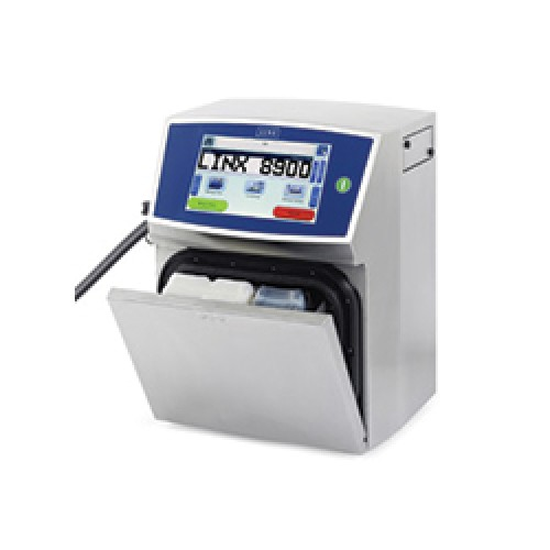 Product Coding Printer Small Character Continuous Ink Jet Coder LINX 8900 - Bottle Coding