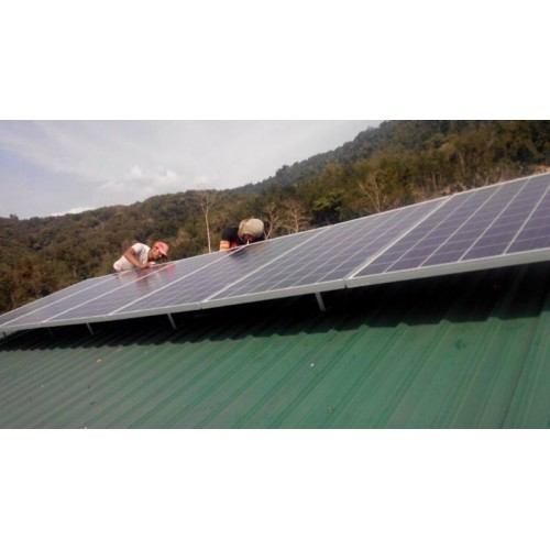 2kVA Stand Alone Solar System for lighting or applications support