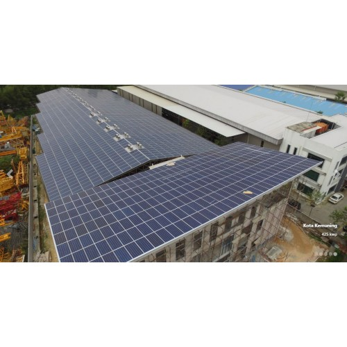 Maqo Technologies Grid System Commercial PV Solar Panels System