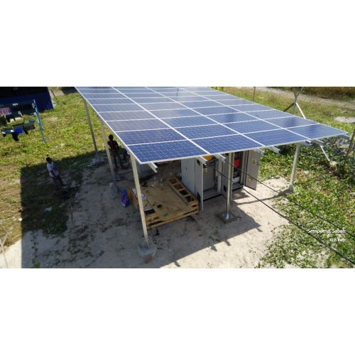 Maqo Technologies Off Grid System PV Solar Panels System