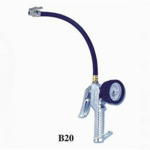 3 Function Tire Pressure Gauge B20