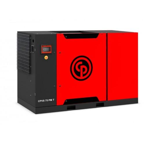 Chicago Pneumatic Screw Air Compressor 100HP CPVS 95 PM - ASTAC