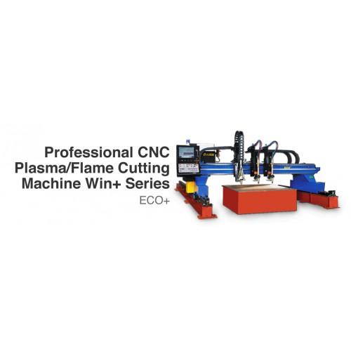 DAMA CNC Cutting & Drilling Machine System Professional CNC Plasma/Flame Cutting Machine Win+ Series ECO+