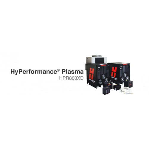 Hypertherm Plasma Metal Cutting System Hyperformance Plasma HPR 800XD