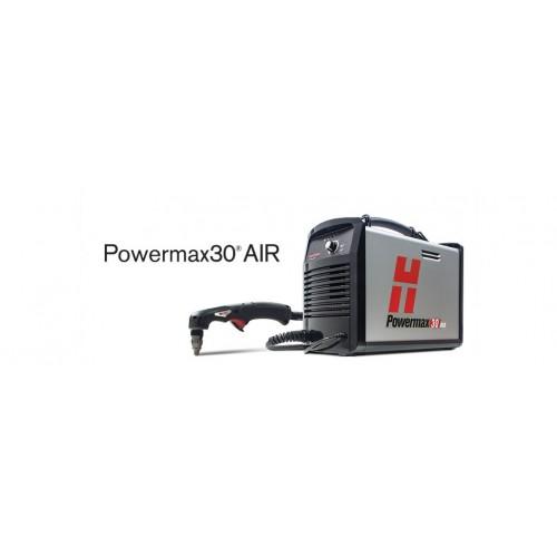Hypertherm Metal Cutting System Powermax Air Plasma System Powermax30 Air - Amcoweld