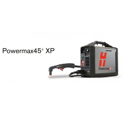 Hypertherm Metal Cutting System Powermax Air Plasma System Powermax45 XP - Amcoweld