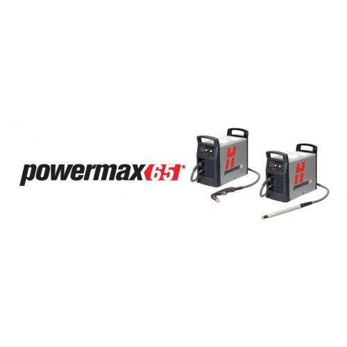Hypertherm Metal Cutting System Powermax Air Plasma System Powermax65 - Amcoweld